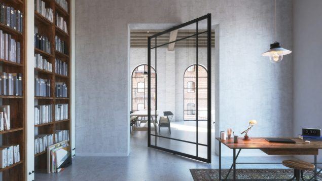 Portapivot : Door Hardware For Pivoting Doors