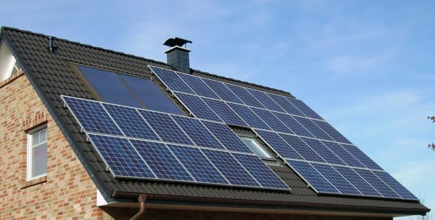 Adding solar panels help improved eco-credentials and add value to your home