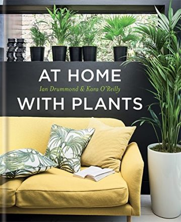 At Home with Plants book cover