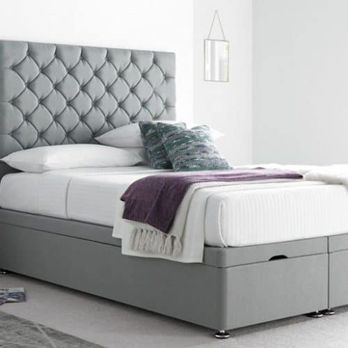 Beds on Legs Monte Carlo Ottoman Bed
