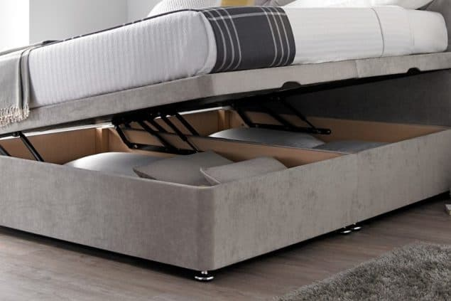 Beds on Legs Monte Carlo Ottoman Bed 3