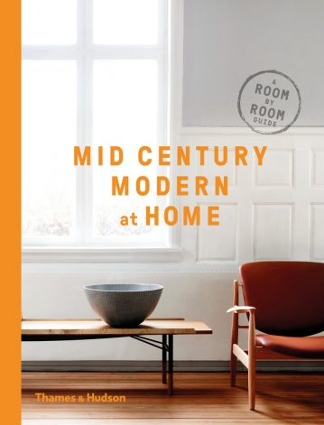 Mid-Century Modern at Home book cover