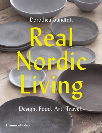 Real Nordic Living book cover