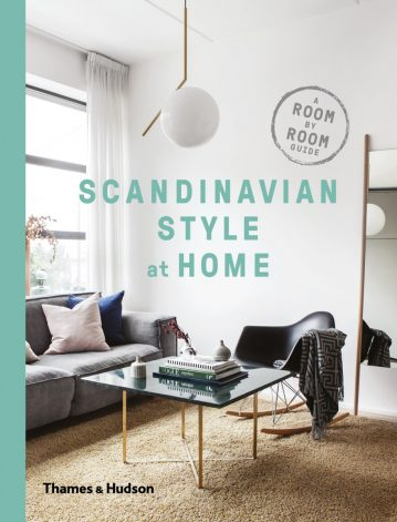 Scandinavian Style at Home book cover