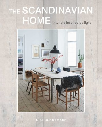 The Scandinavian Home book cover