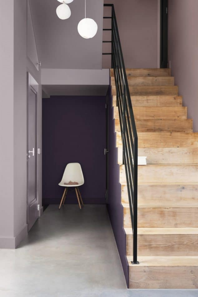 2018 Colour Trends - Dulux Heart Wood Hallway