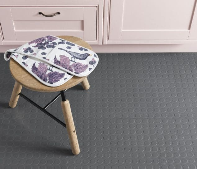 Harvey Maria Rubber Flooring - Fossil Grey