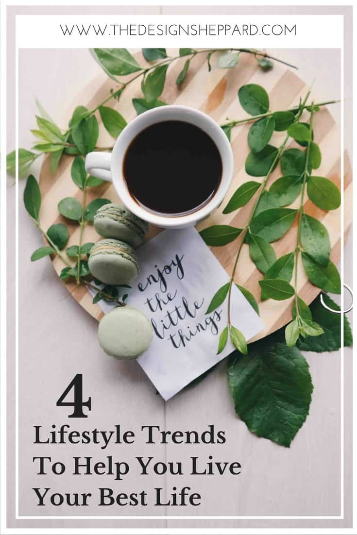 LIFESTYLE TRENDS 2018 PIN