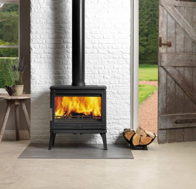 Larchdale Wood Burning Stoves from ACR