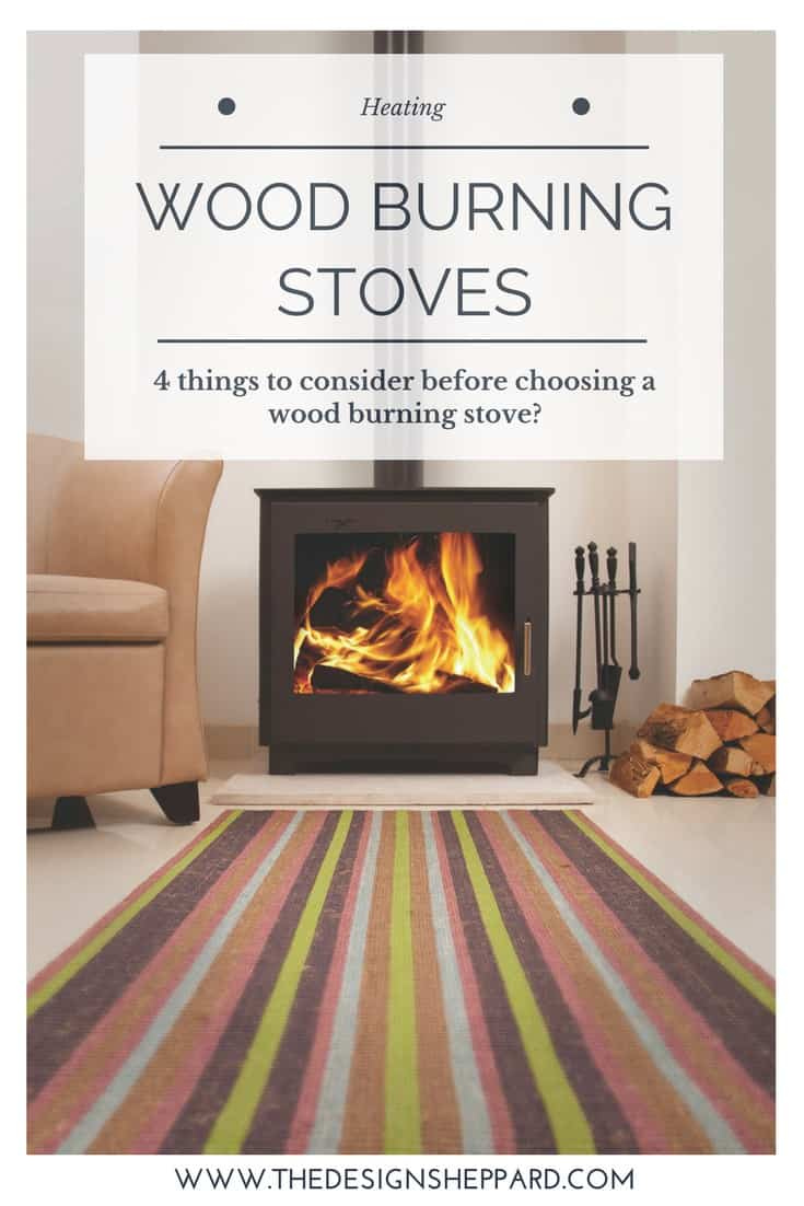 4 things to consider before choosing a wood burning stove