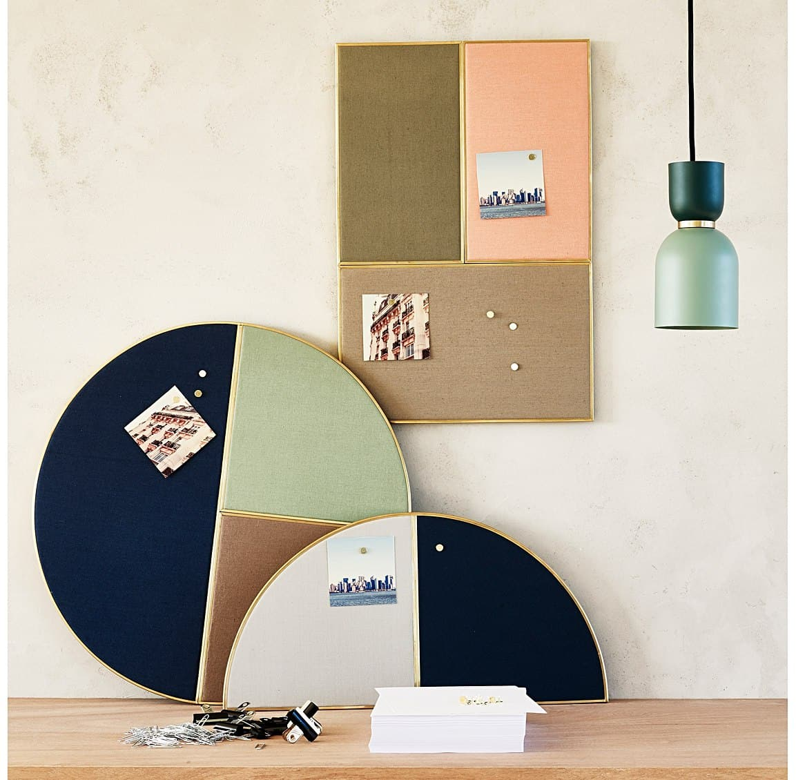 Oliver Bonas Photo Pin Board