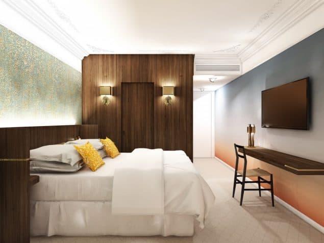 Parister Hotel Paris Room (1)