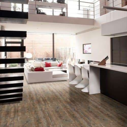 Bricoflor Vinyl Click Flooring - Canyon oak natural light 069