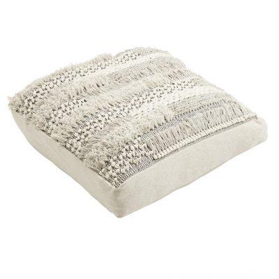Tasselled Floor Cushion