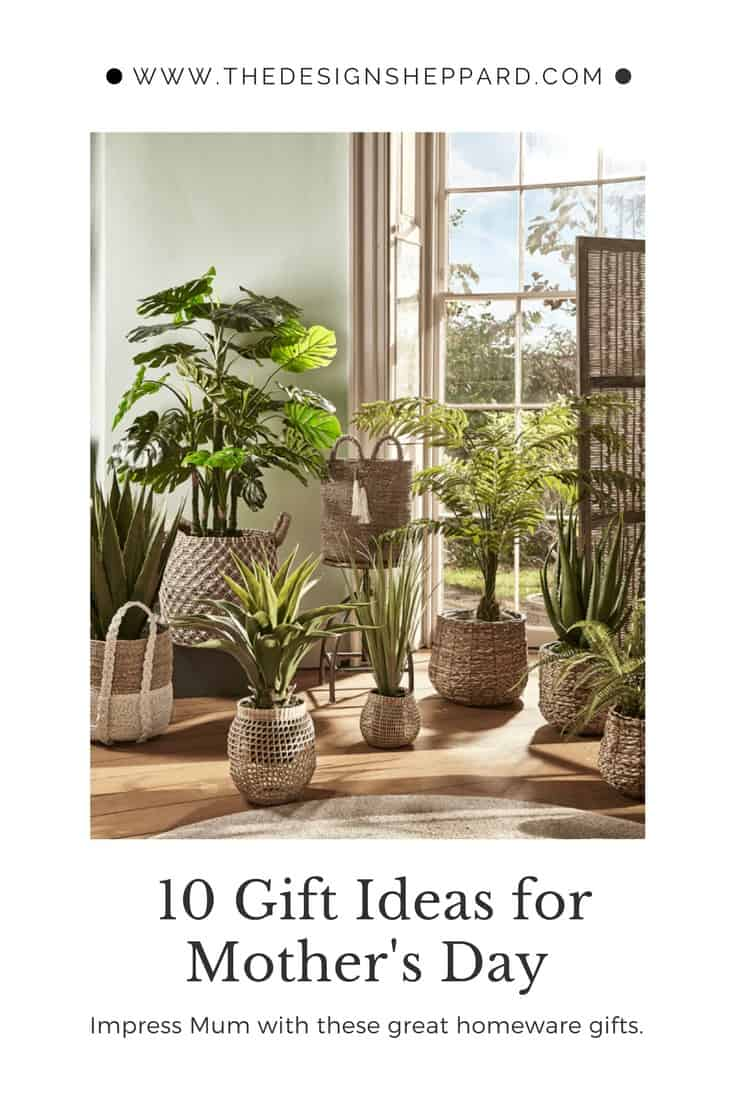 Mother's Day Gift Guide - Homewares