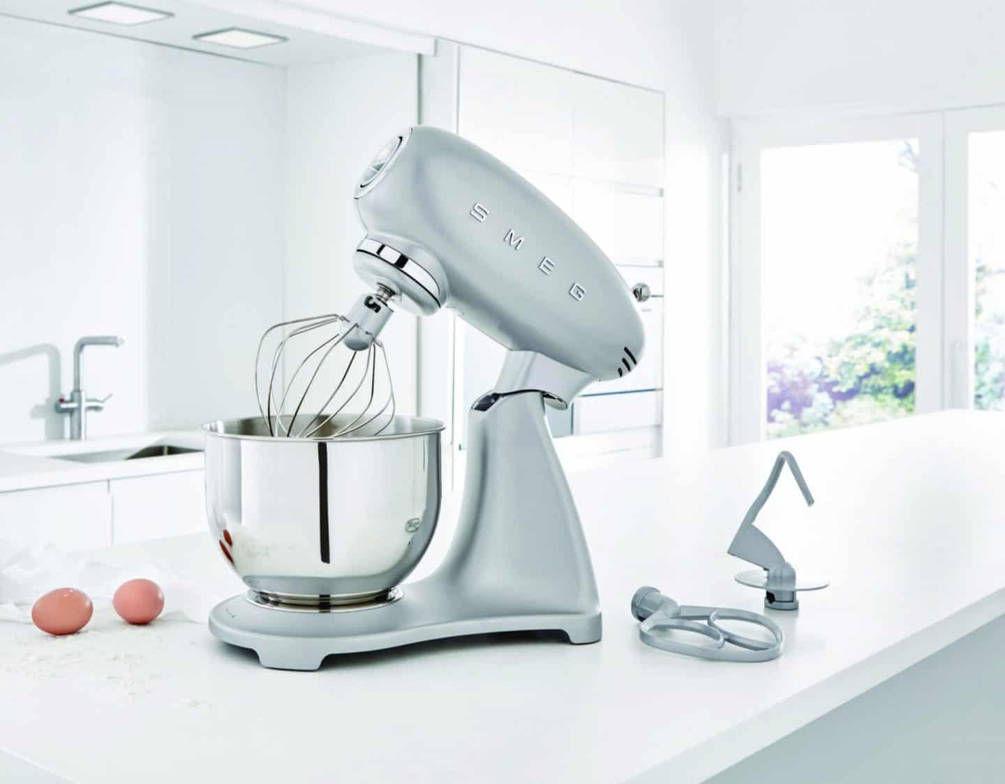 Giveaway : Smeg Stand Mixer worth £349.00 - The Design Sheppard