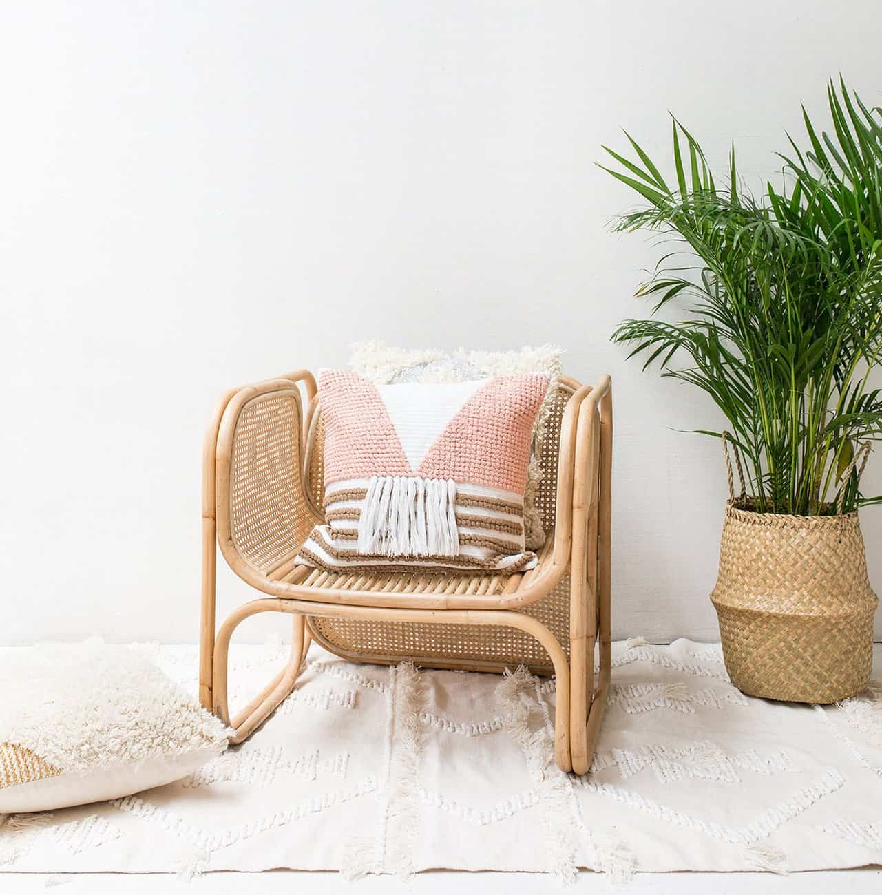 Fringed Cushions from Wanderlust Wares