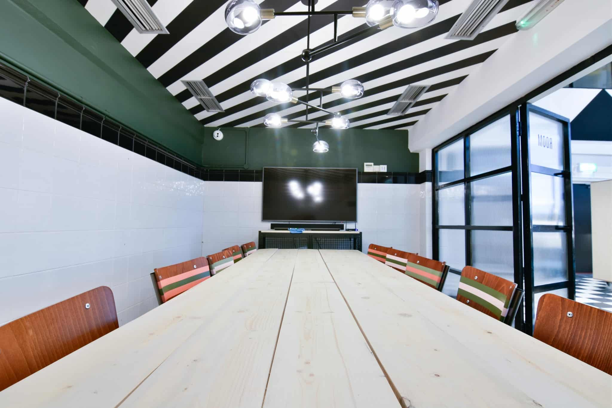 THIS Workspace coworking space in Bournemouth - Conference room