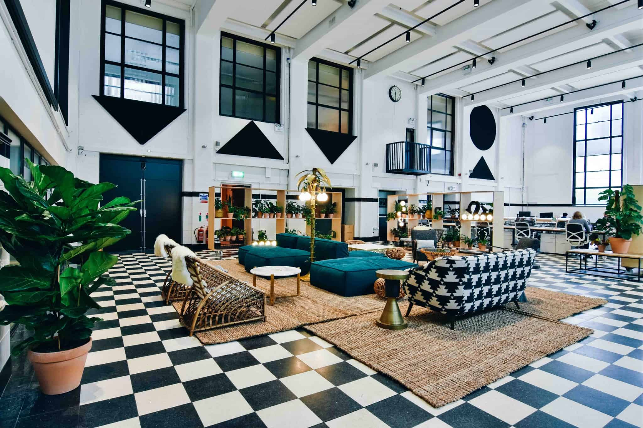 THIS Workspace coworking space in Bournemouth - The Foundry main room 4