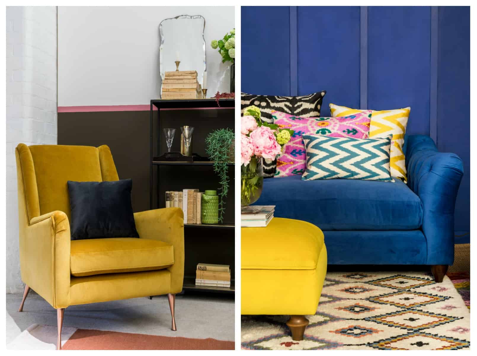 DFS House of Colour - helping the British public create more colourful homes