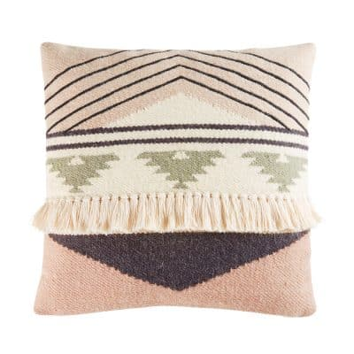 Wool and Cotton Berber Cushion 45×45