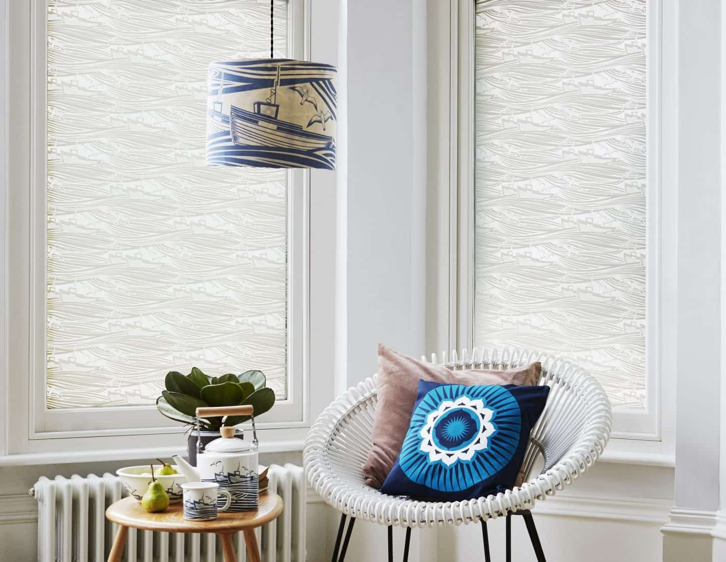 Decorative Window Film -The Window Film Company - Mini Moderns - Whitby