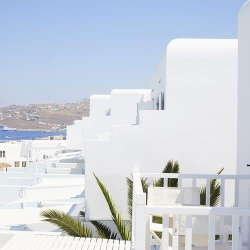 Myconian Kyma Hotel in Mykonos Greece - Design Hotels