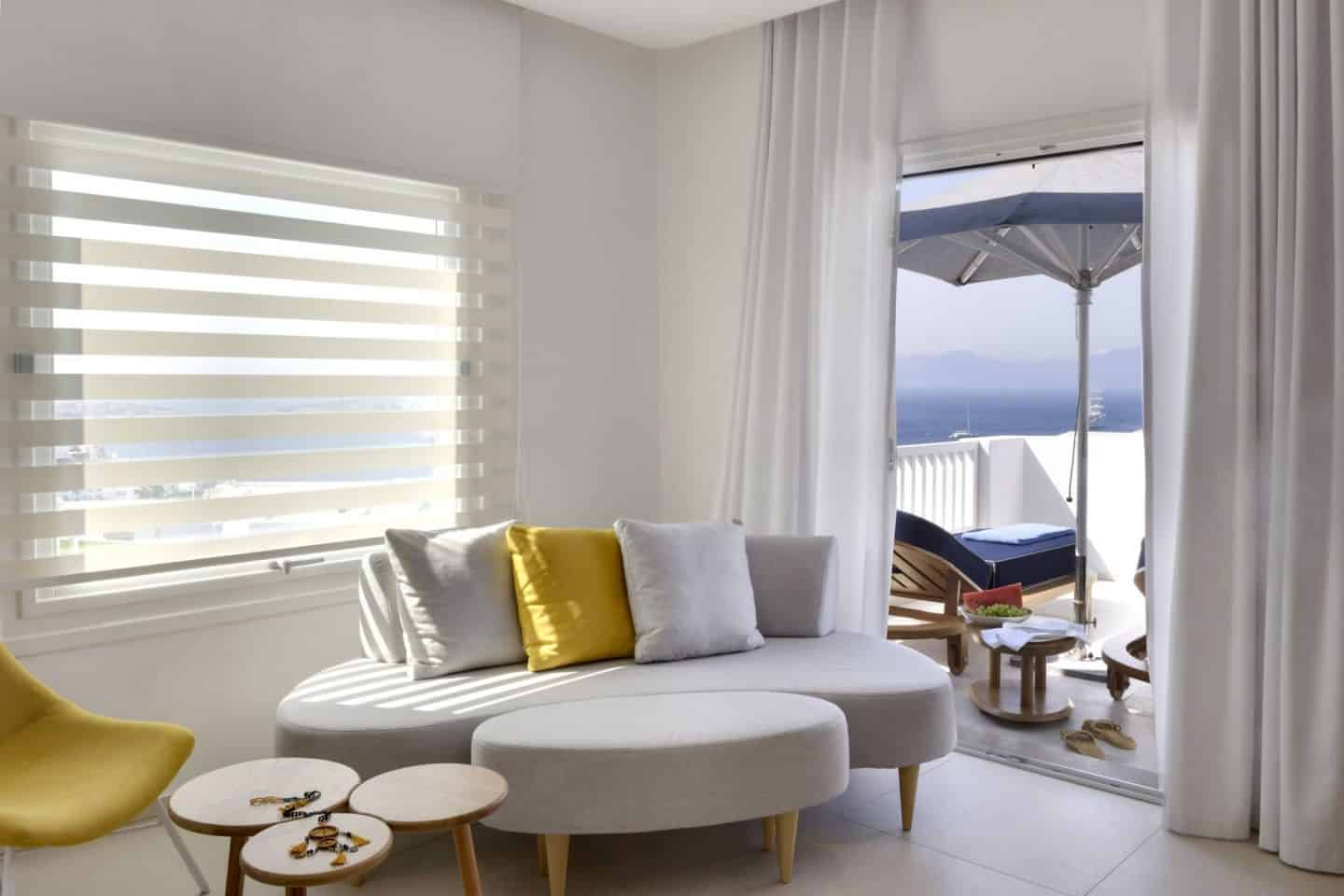 Myconian Kyma Hotel in Mykonos Greece - Design Hotel