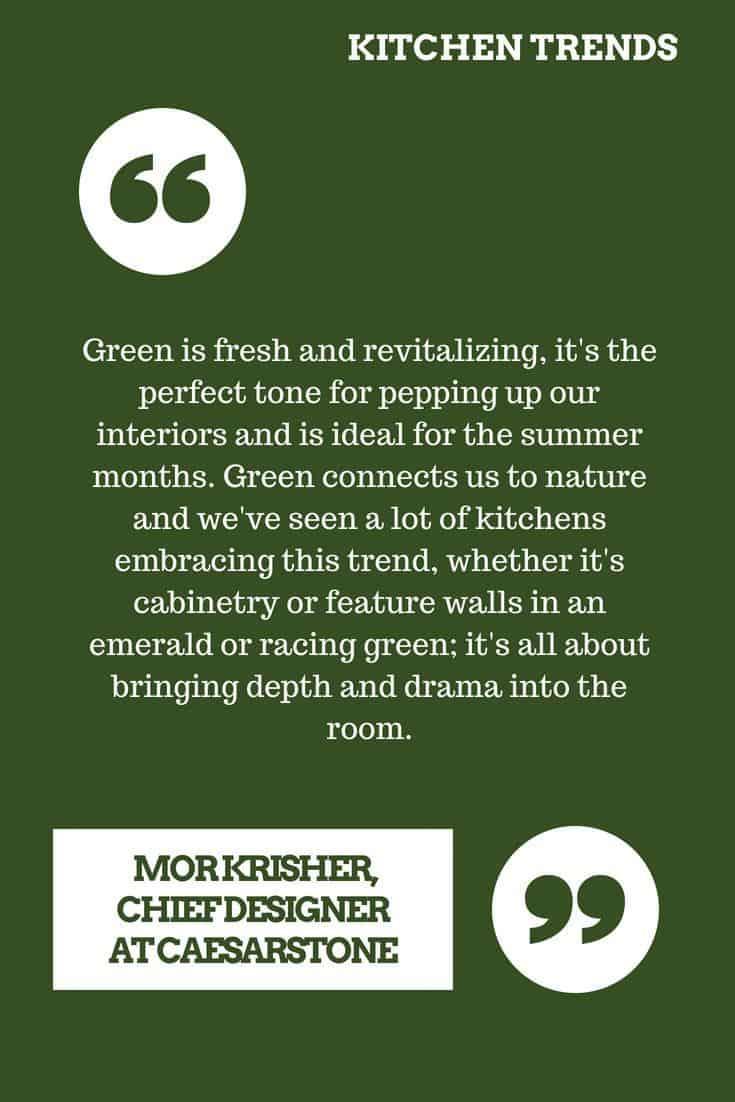 Caesarstone Kitchen Quote