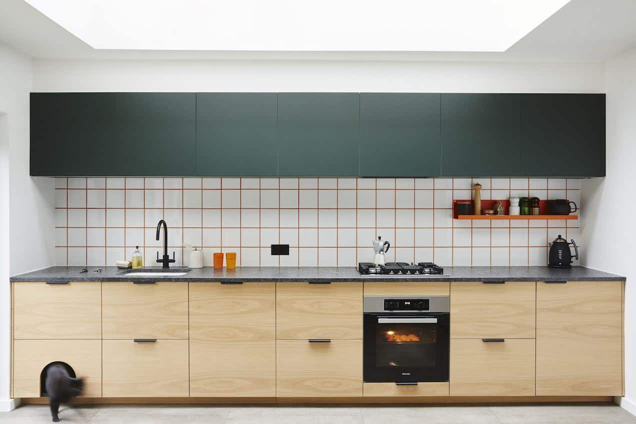 Hackney Downs Kitchen by Holte