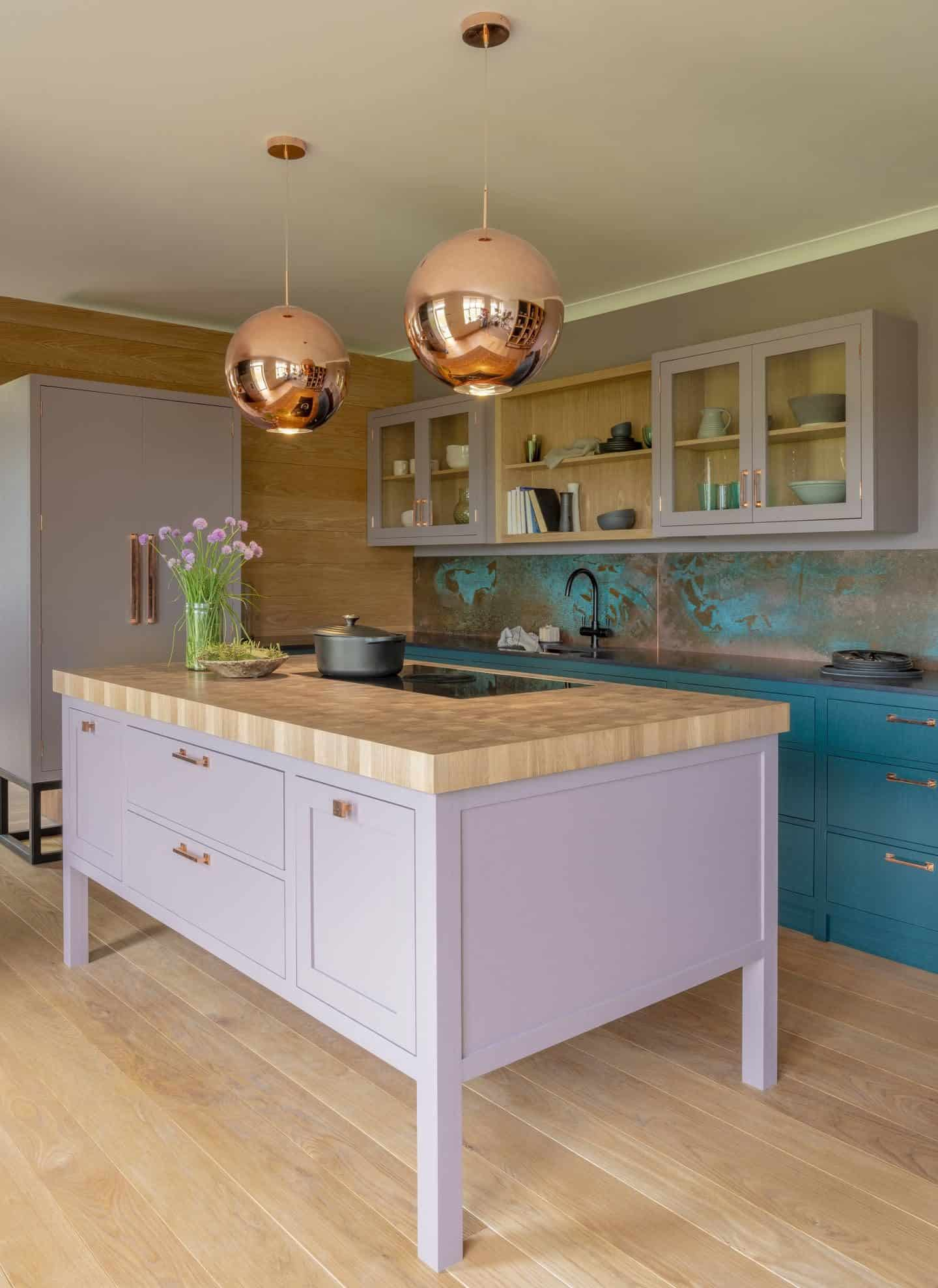 Naked Kitchens - Hampton Court Kitchen