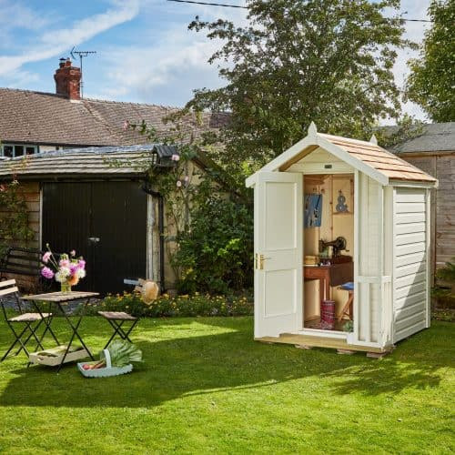The Posh Shed Company -Southwold Shed