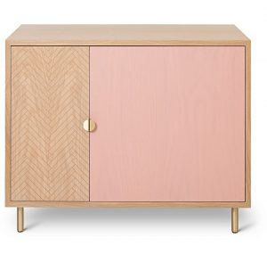 Oro Small Drinks Cabinet