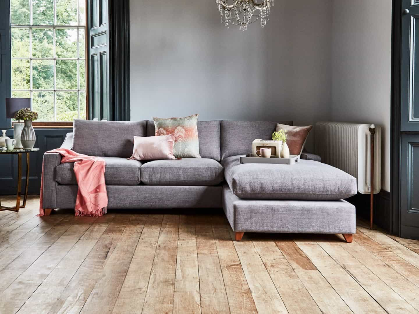 How to choose perfect fabric for furniture. Willow & Hall - Alton Chaise Sofa-2