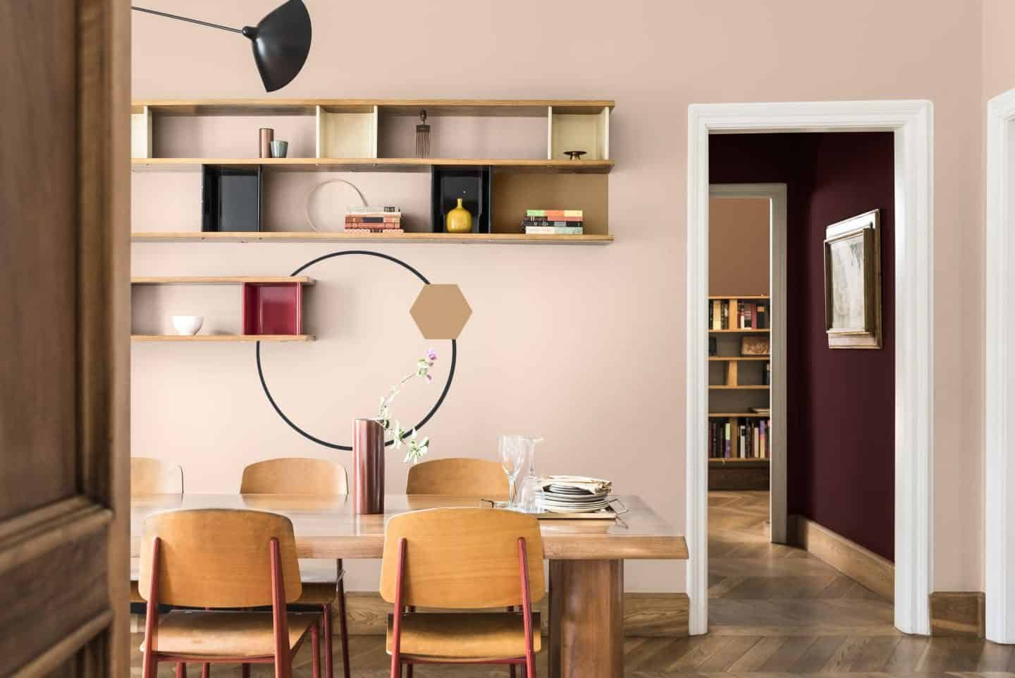 DULUX announces Colour of the Year 2019 - Spiced Honey - THINK PALETTE 3