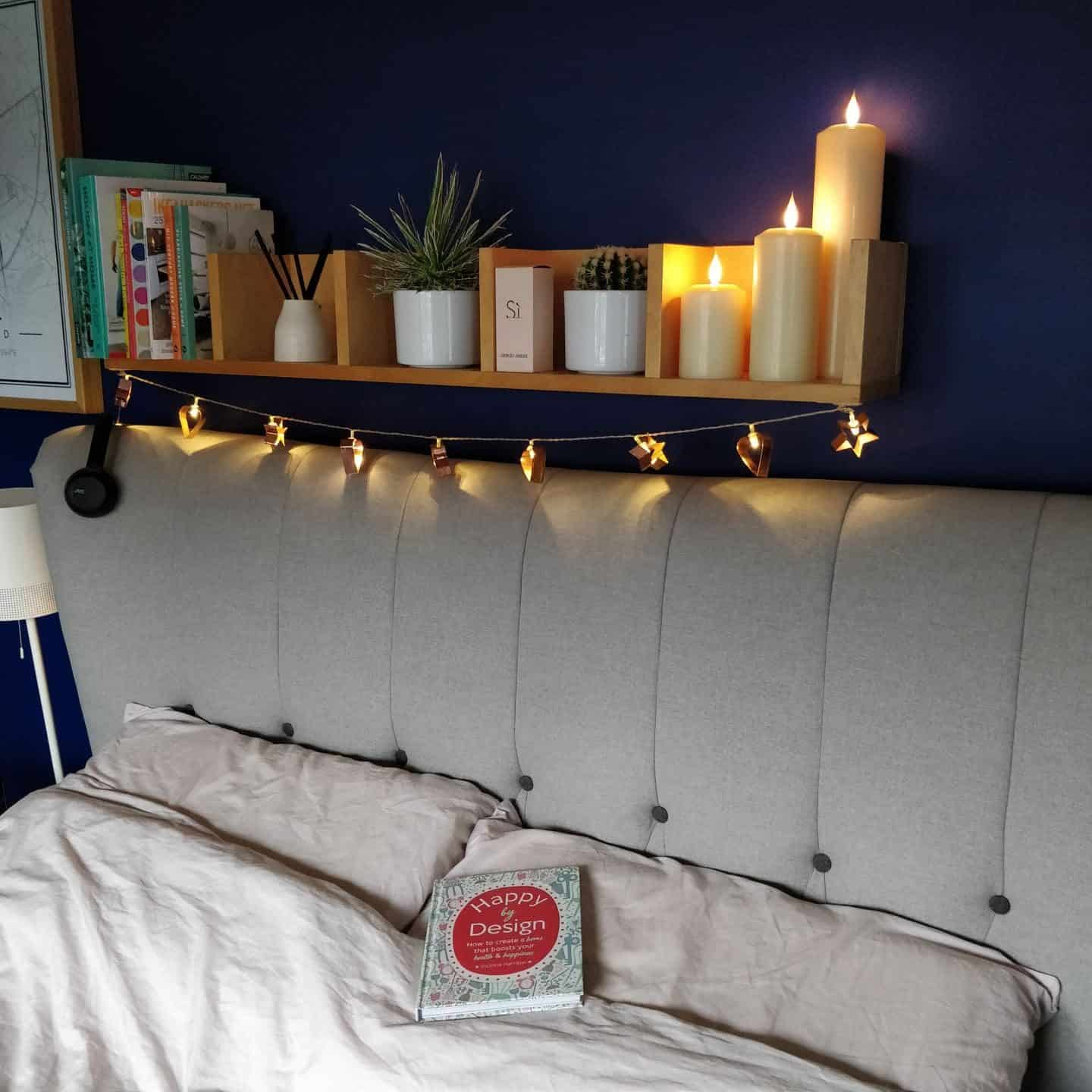 How to design your own happiness - create a cosy retreat