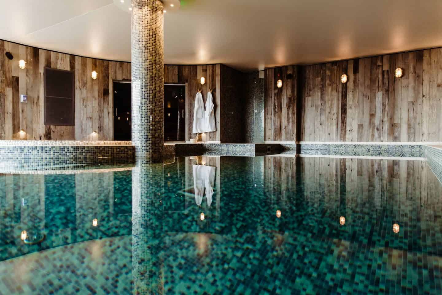 Gara Rock Design Hotel Devon 12 - Pool