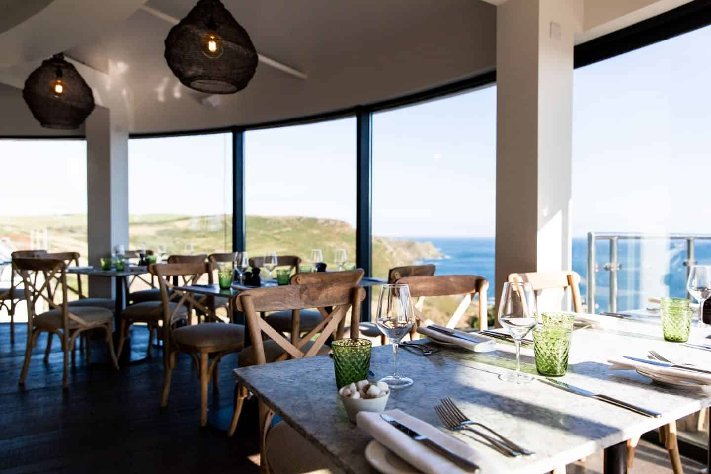 Gara Rock Design Hotel Devon 17 - Restaurant