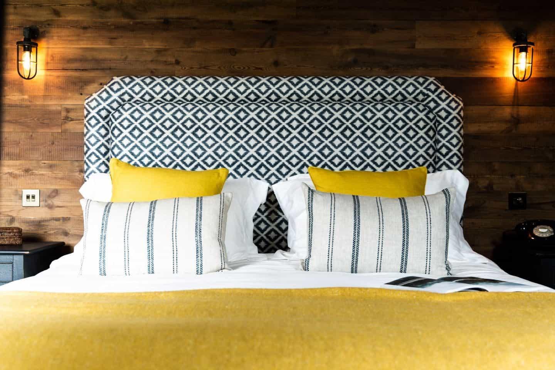 Gara Rock Design Hotel Devon 8 - Bedroom