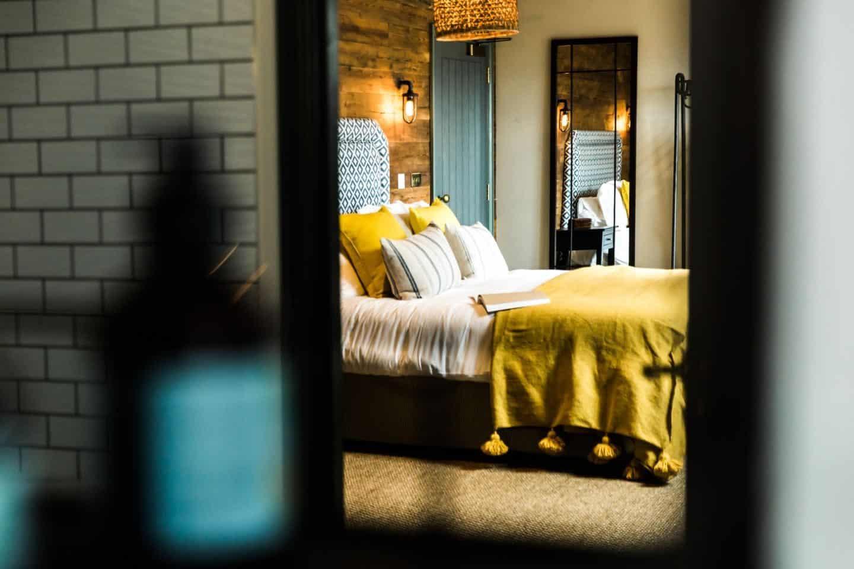Gara Rock Design Hotel Devon 9 -Bedroom