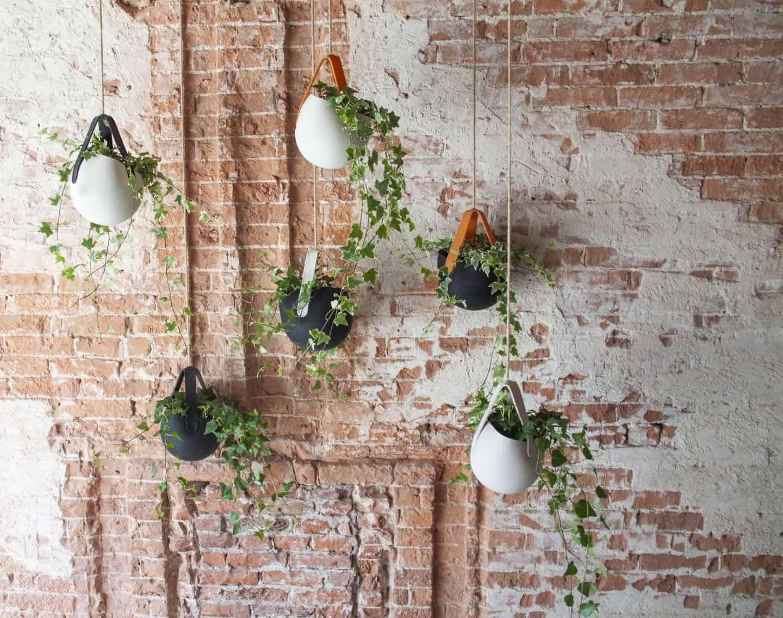 Dutch design brand JOKJOR SLING hanging plant holder