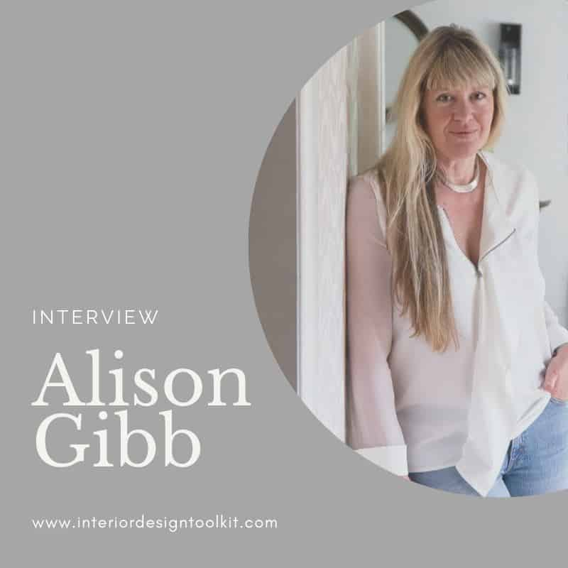 Alison Gibb Interior Design Toolkit Interview