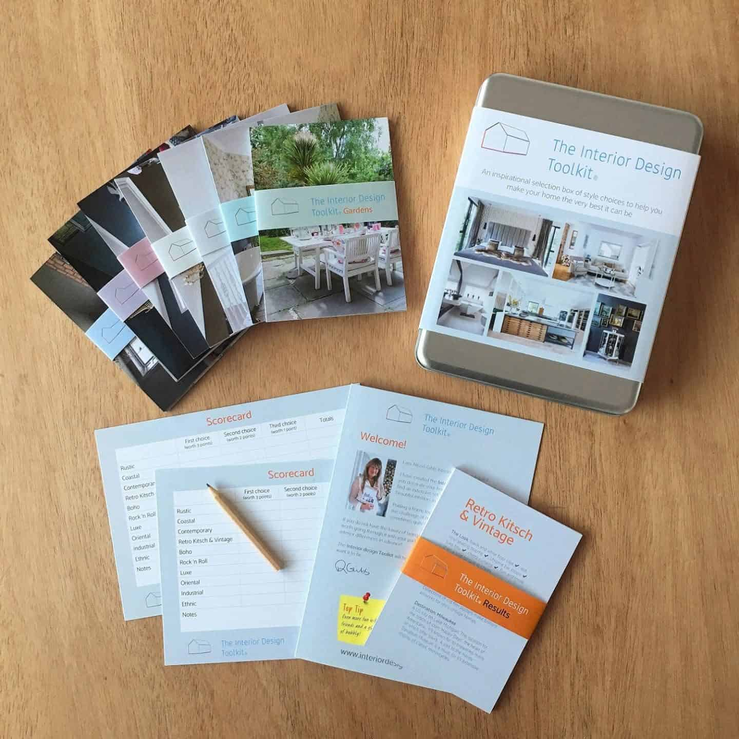 Alison Gibb - the Interior Design Toolkit