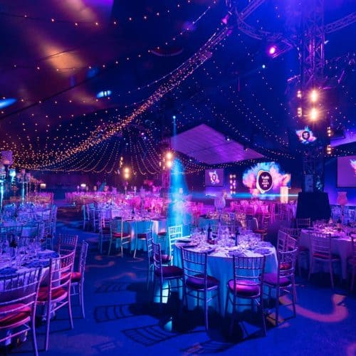 Vuelio Blog Awards 2018 at the Bloomsbury Big Top