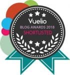 Shortlisted Blogs - Vuelio Blog Awards 2018