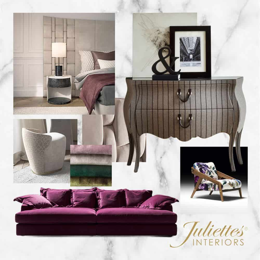 Short Interior Design Course over 5 days by Juliette's Design School at their Chelsea showroom in London
