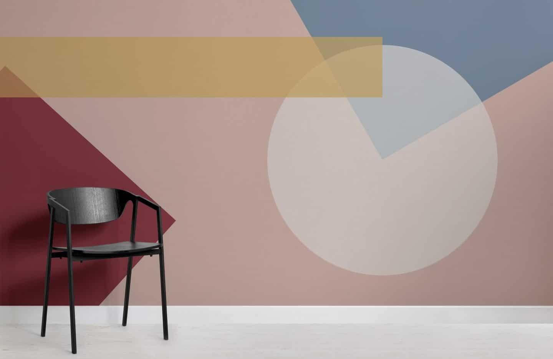Muralswallpaper Bauhaus-inspired wall murals - Neues Sehen