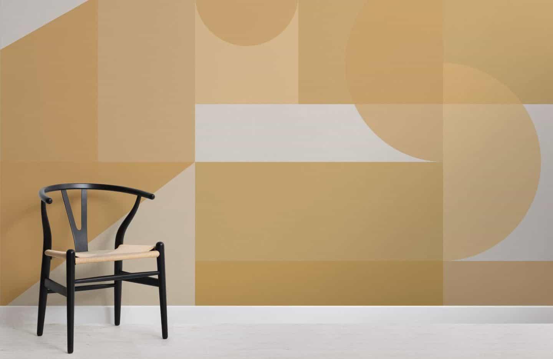 Muralswallpaper Bauhaus-inspired wall murals - Perspektive