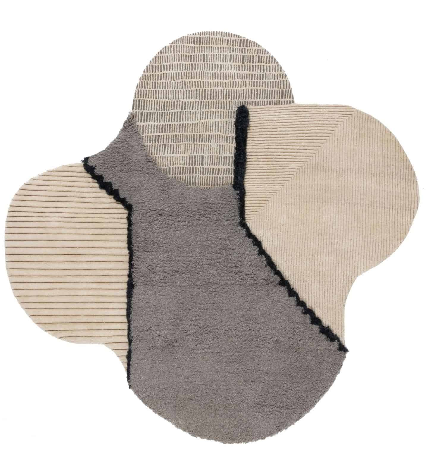 CC Tapis unusual shaped rugs