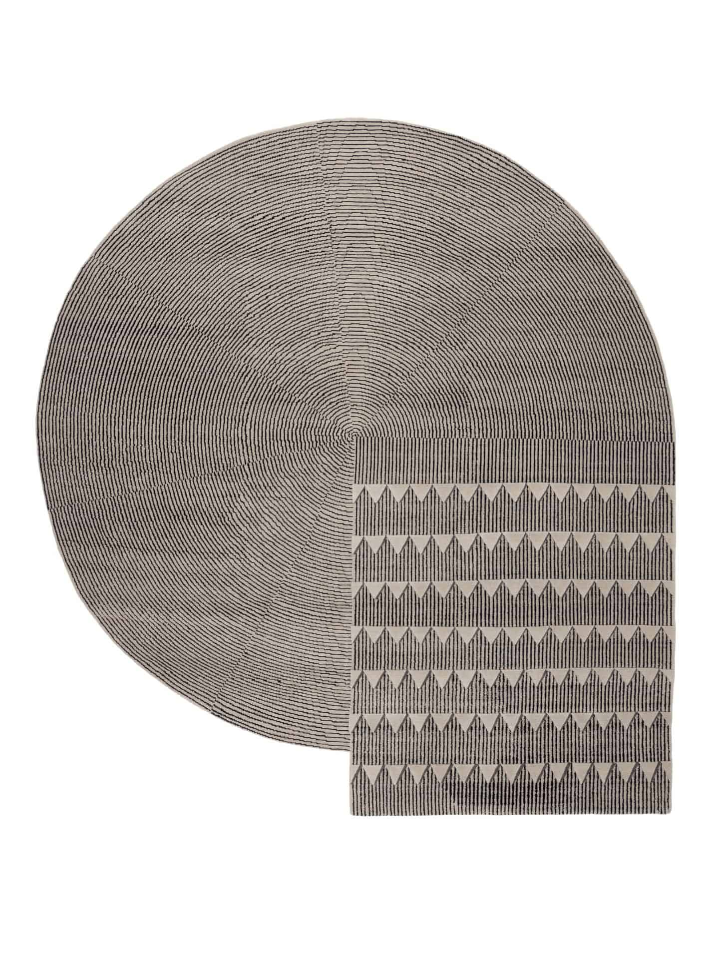 CC Tapis unusual shaped rug